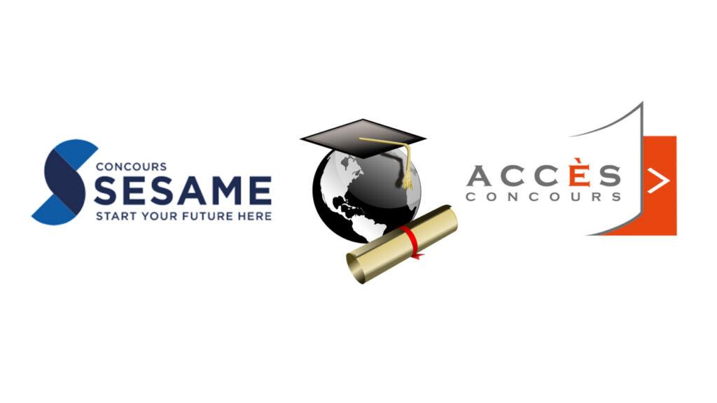 Les différences entre les concours Sésame et Accès